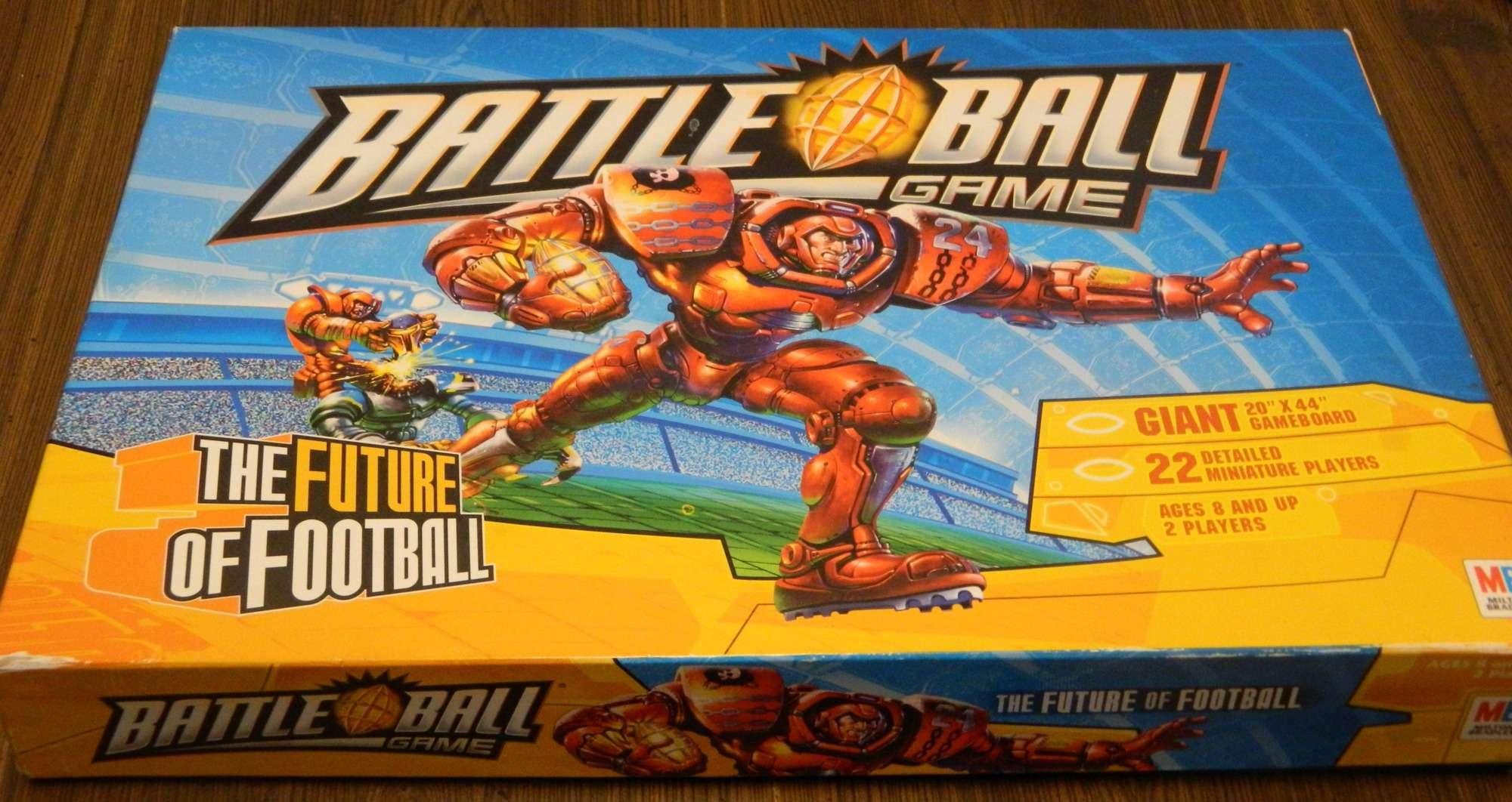 Battle Ball Game 20