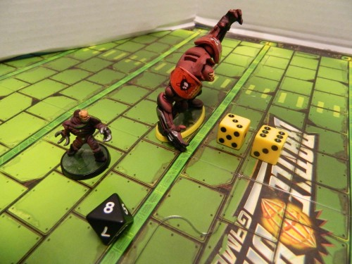 Movement in Battleball