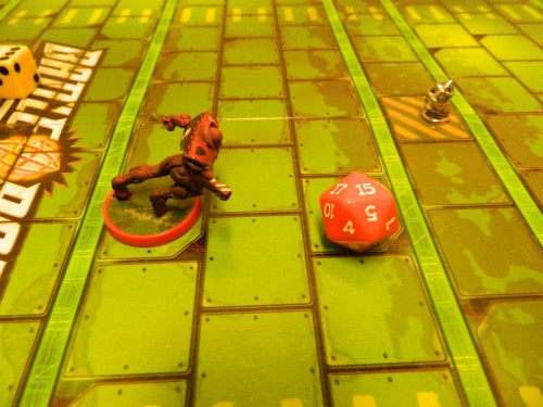 Picking Up the Ball in Battleball