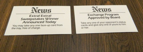 News Cards in Go For It