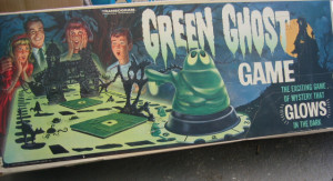 Green Ghost Game Box