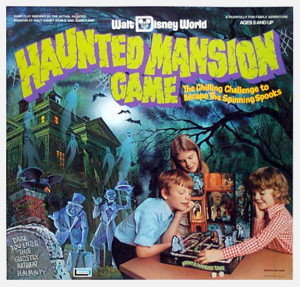 Haunted Mansion Board Game