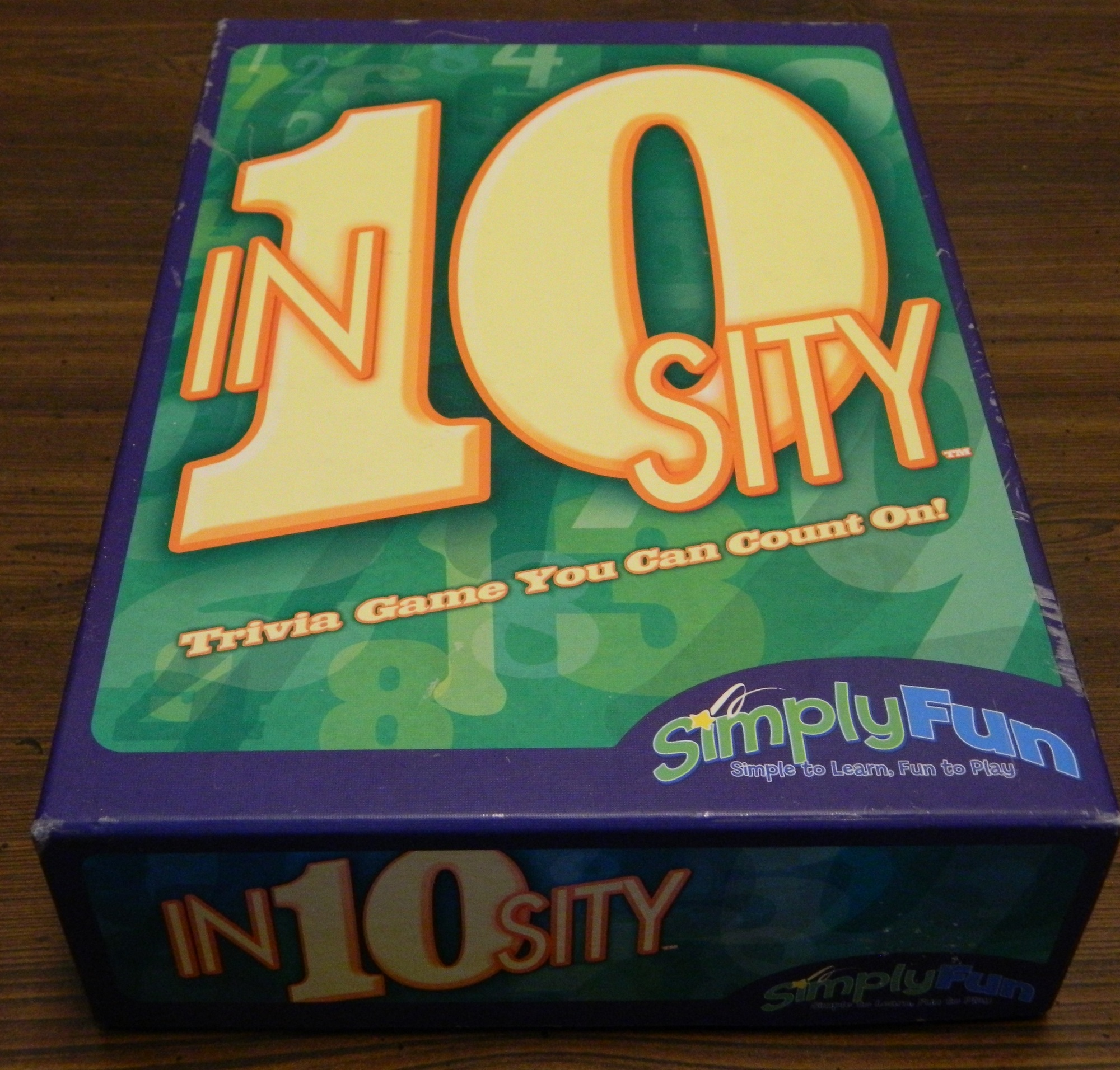Box for In10sity