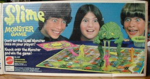 Slime Monster Game Box