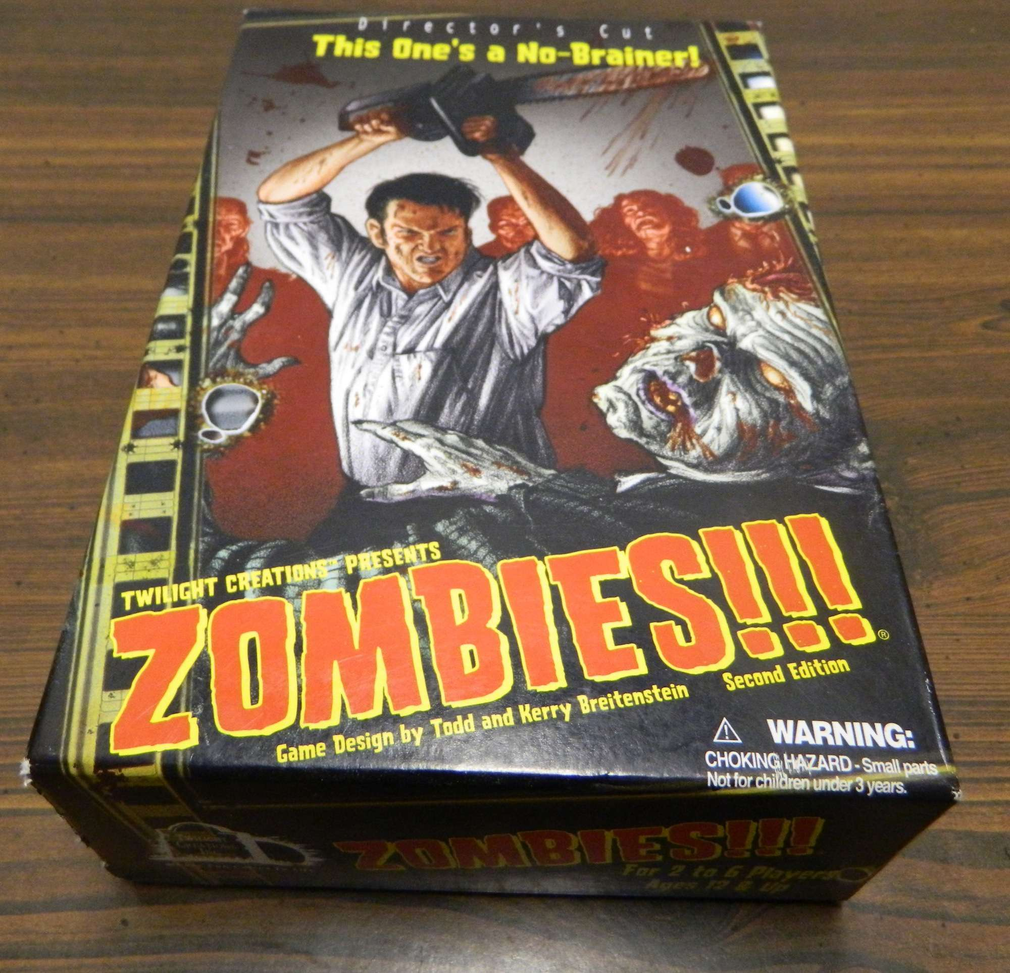 Box for Zombies!!!