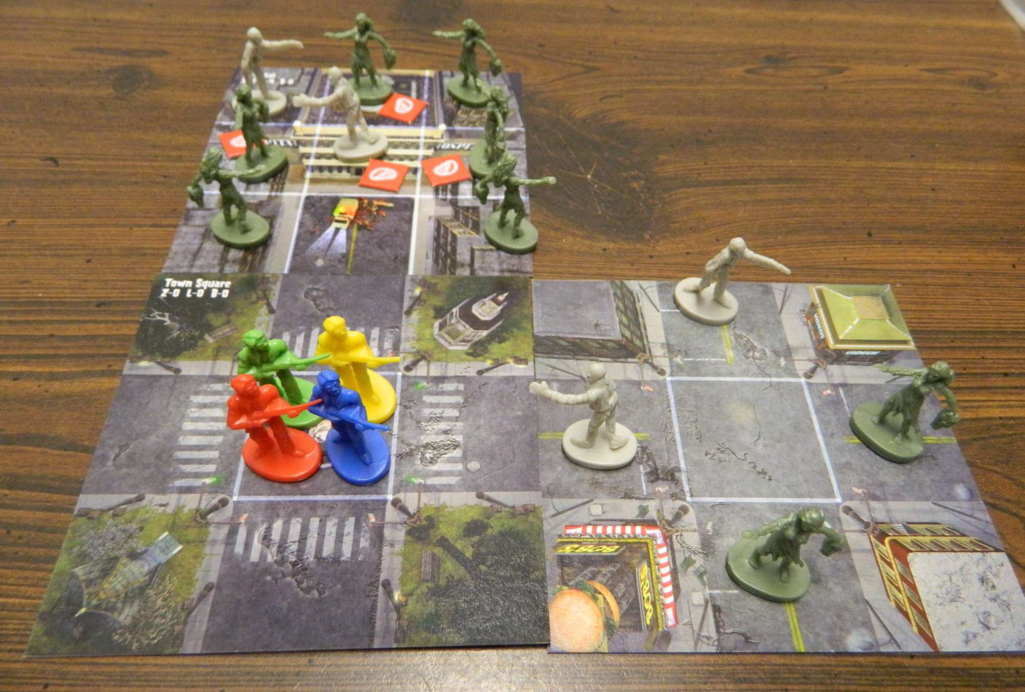 Zombies!!! Board Game Review and Instructions | Geeky Hobbies