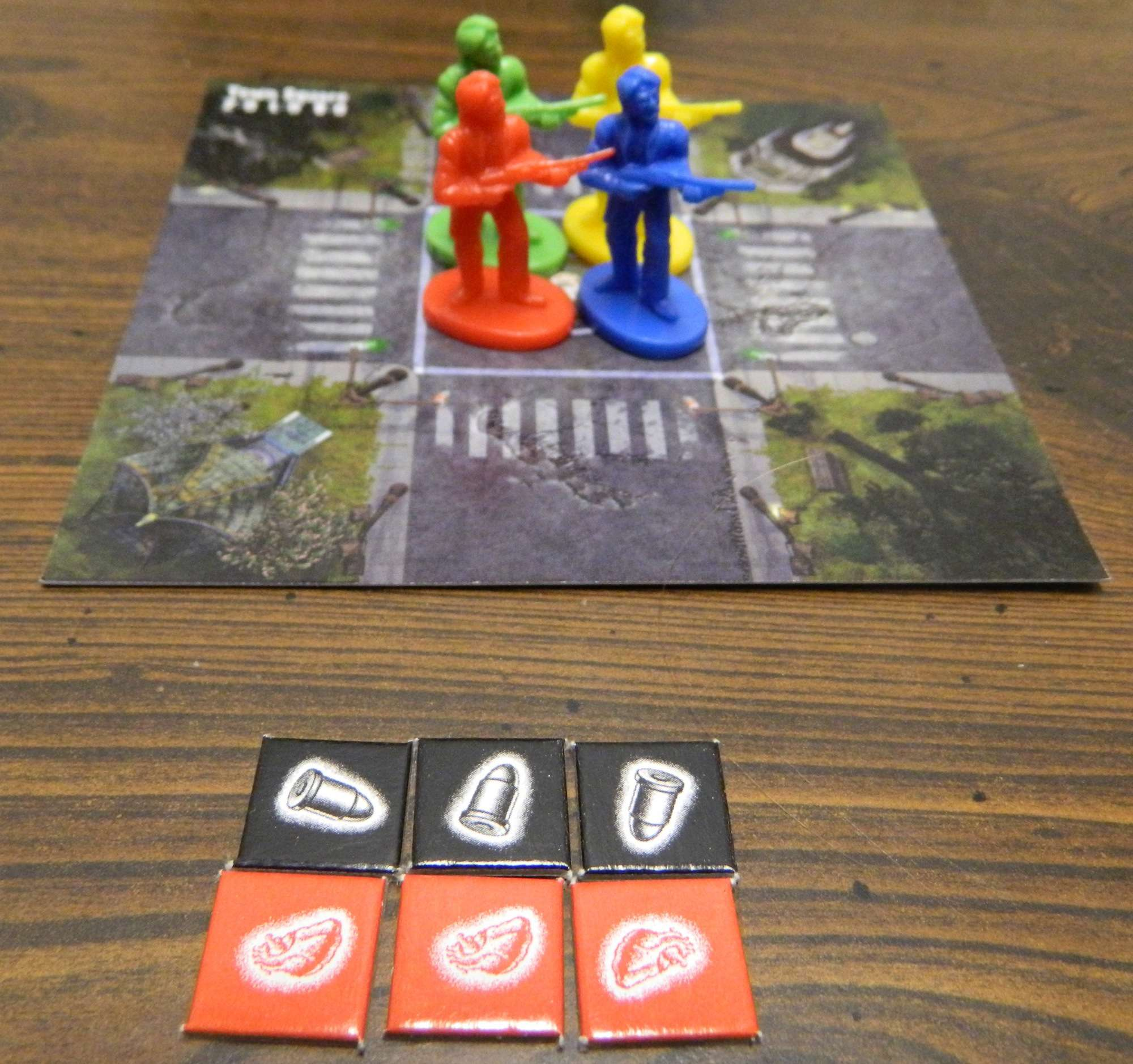 How to Play Zombies (Board Game)