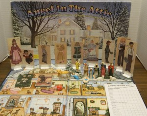 Angel In The Attic Board Game Review And Instructions