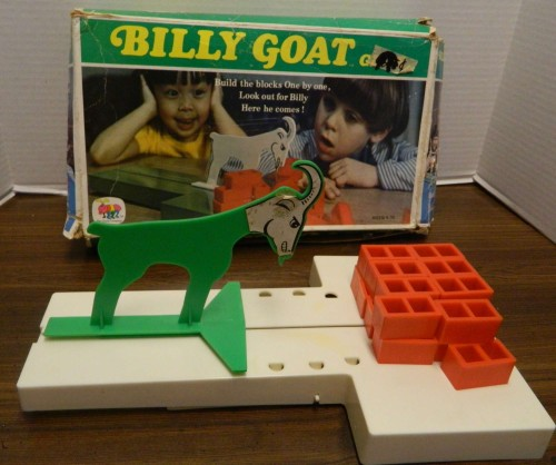 Contents for Billy Goat Game