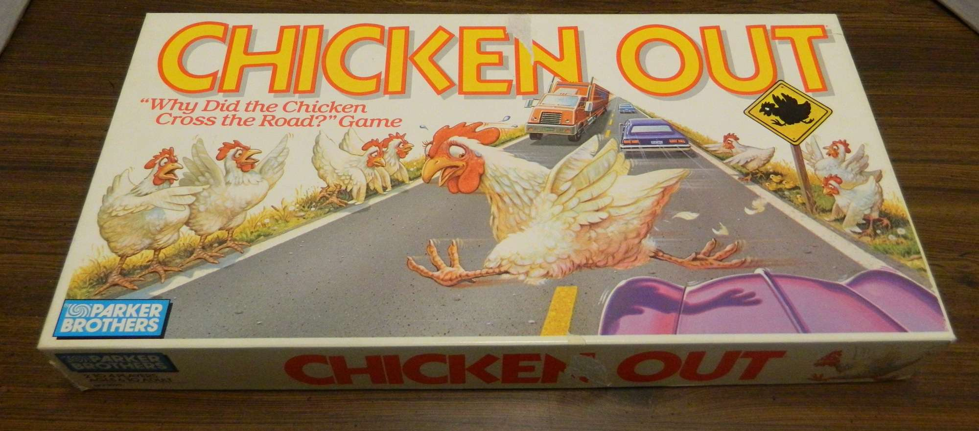Box for Chicken Out