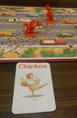 Chicken Card in Chicken Out
