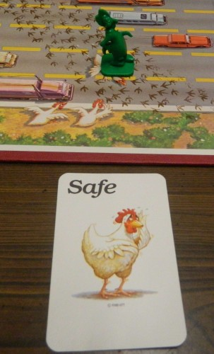 Safe Card in Chicken Out