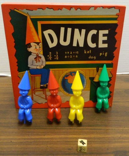 Contents for Dunce