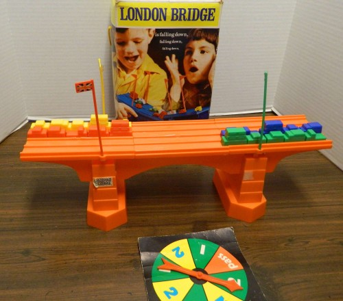 Contents for London Bridge