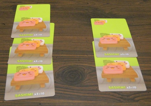 how to play sushi go