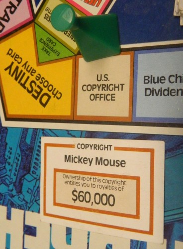 Copyrights in American Dream Game