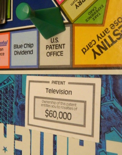 Patents in American Dream Game