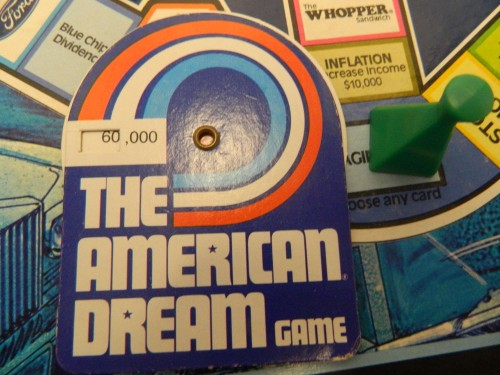 Salary in American Dream Game