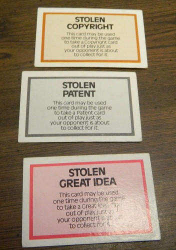 Stolen Cards in American Dream Game
