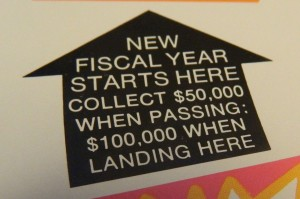 New Fiscal Year Ulcers