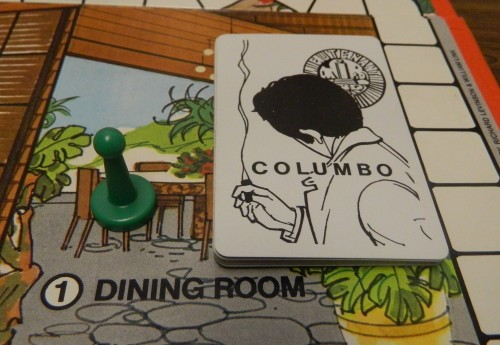 Enter room in Columbo Detective Game