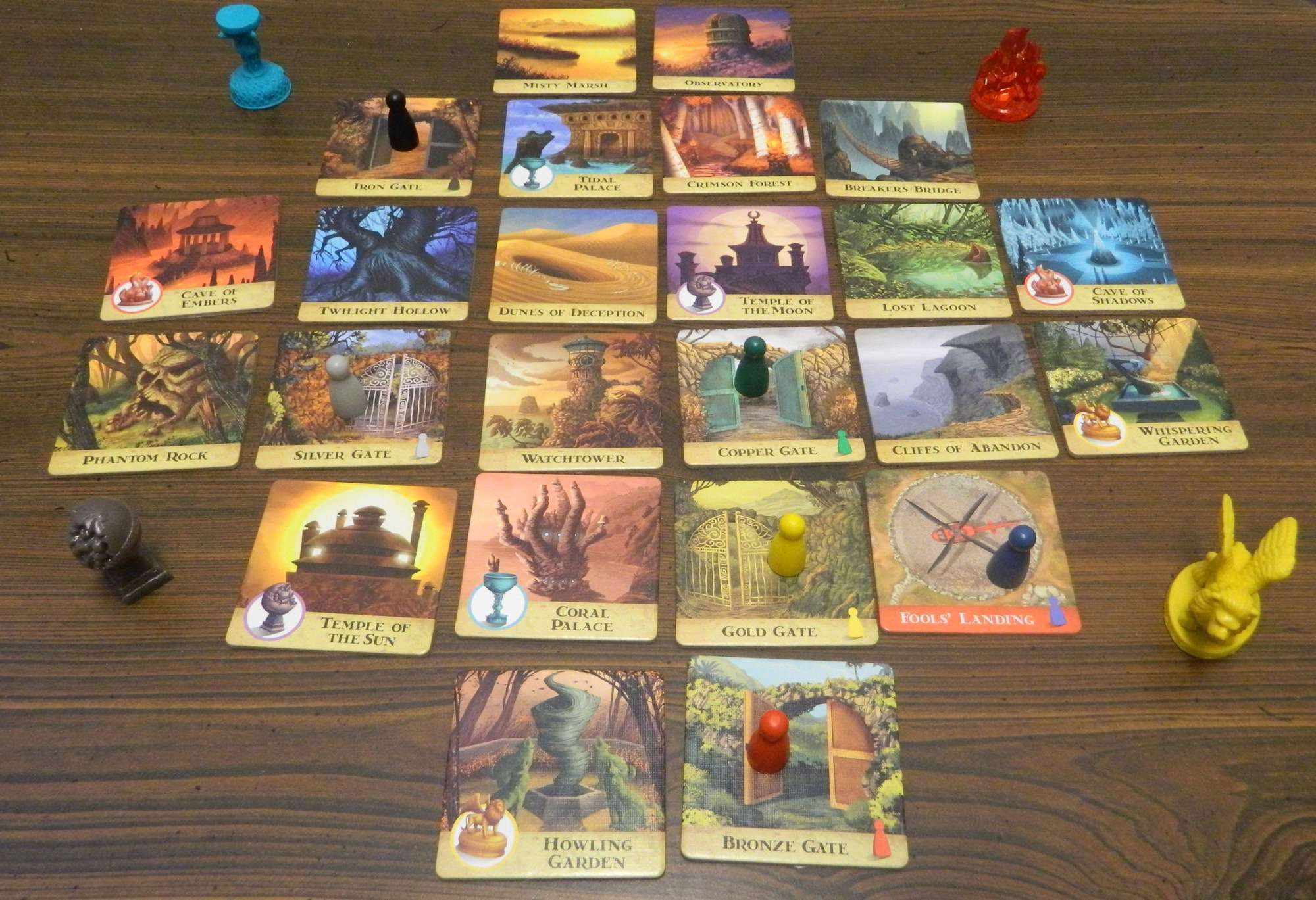 Forbidden Island Gamewright Review