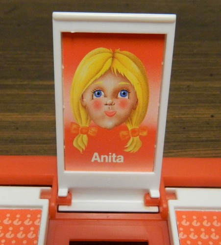Anita in Guess Who