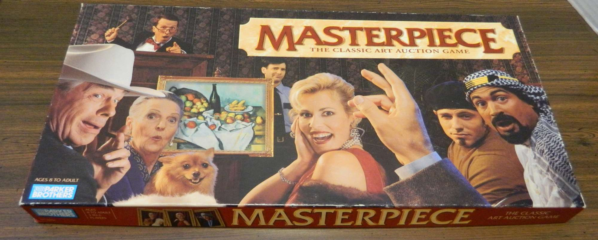 Box for Masterpiece