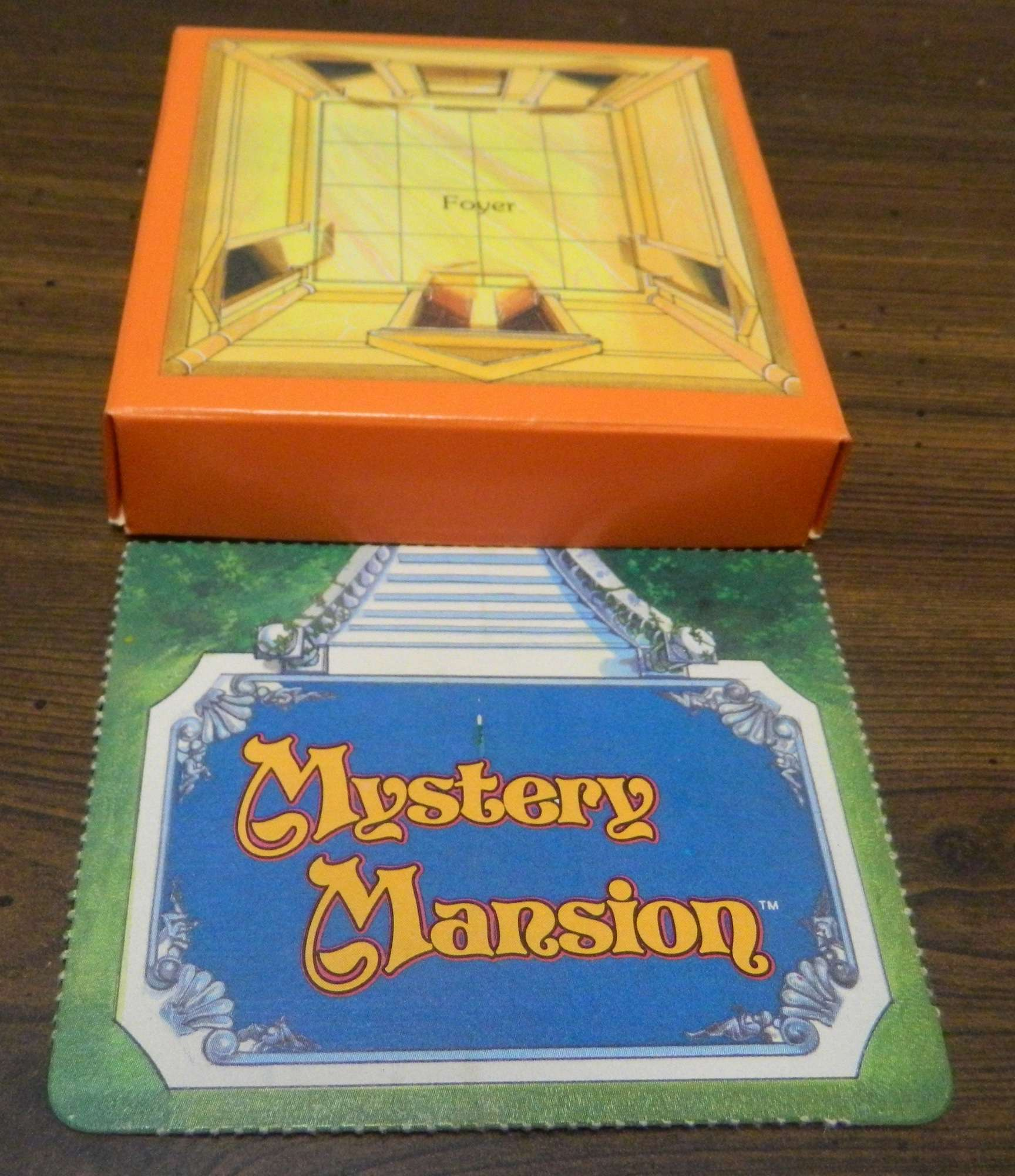 Mystery Mansion Board Game Review And Rules Geeky Hobbies