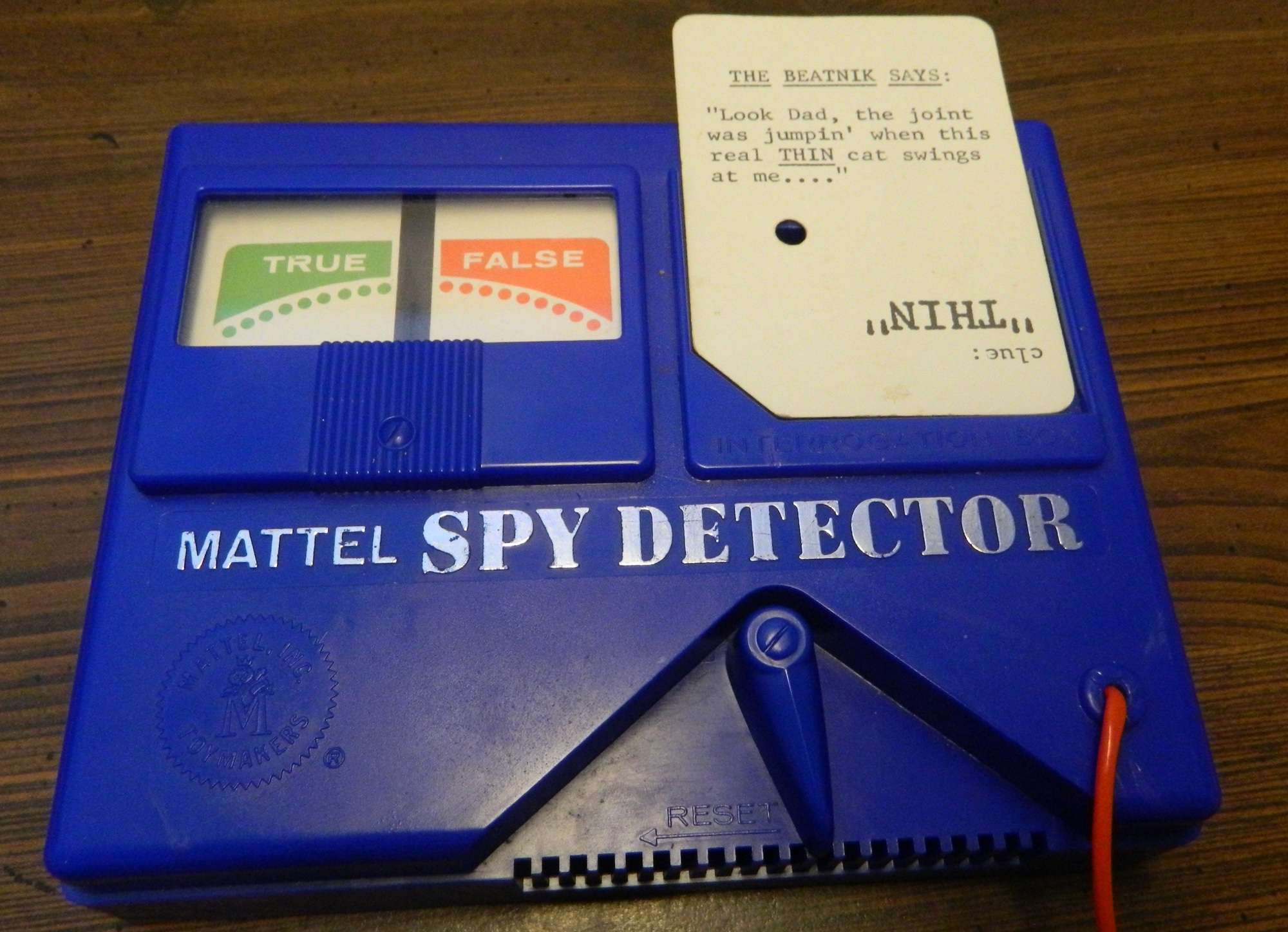 The Spy Detector Game Review And Rules Geeky Hobbies