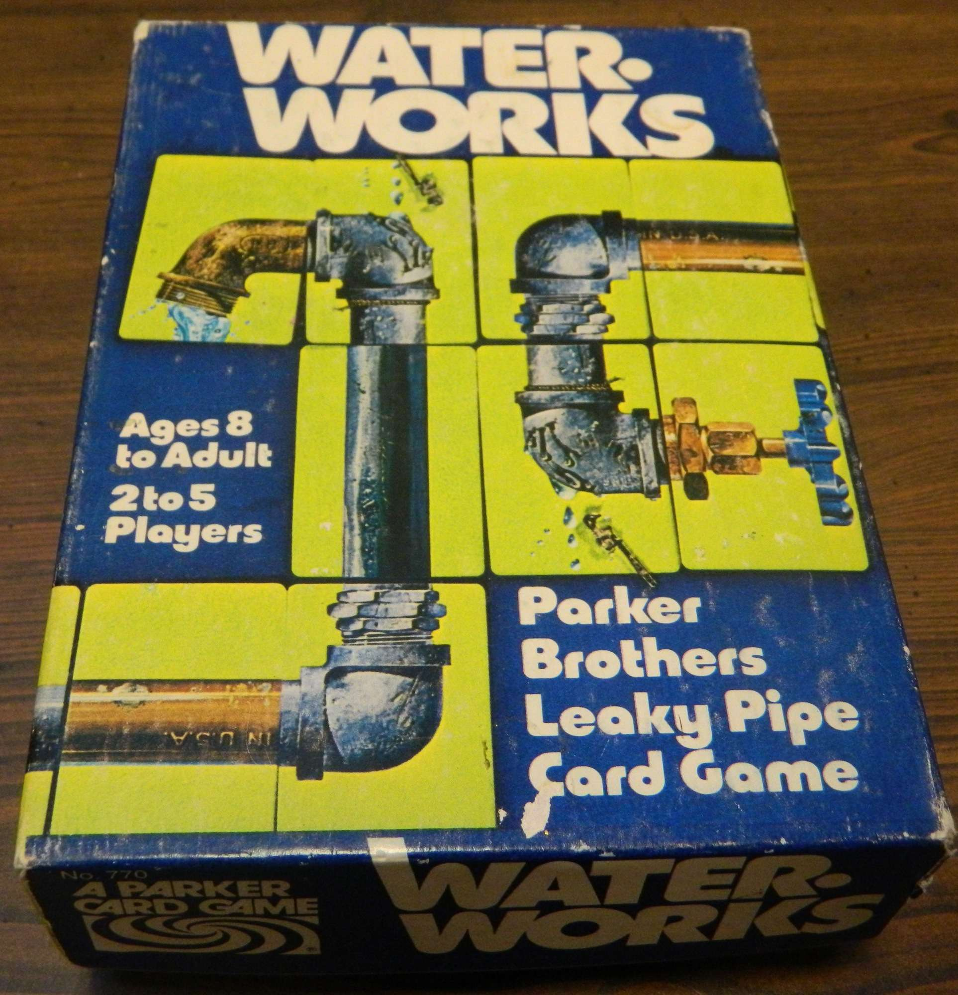 Box for Waterworks