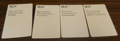 Buy Cards in Dealer's Choice