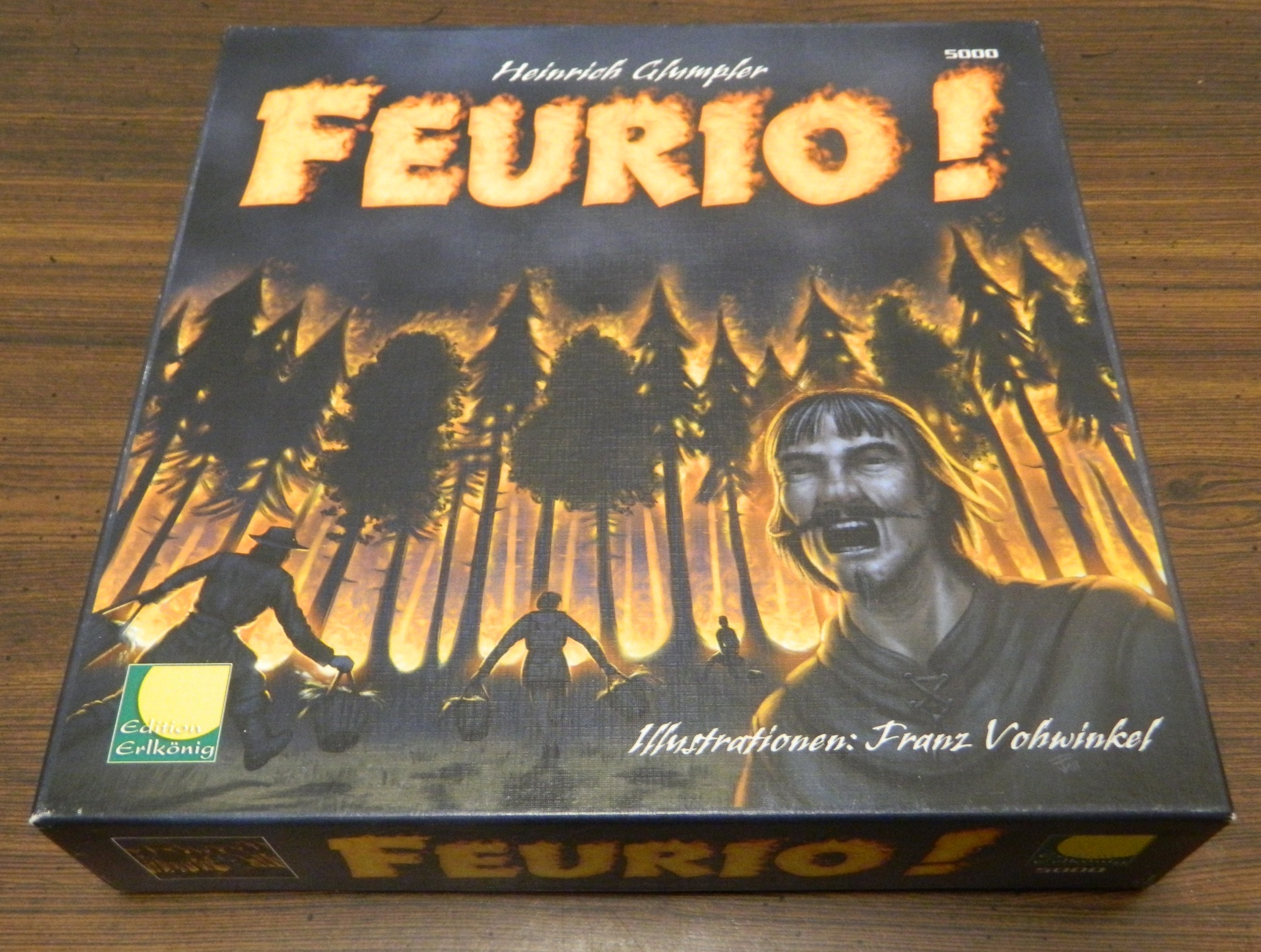 Box for Feurio