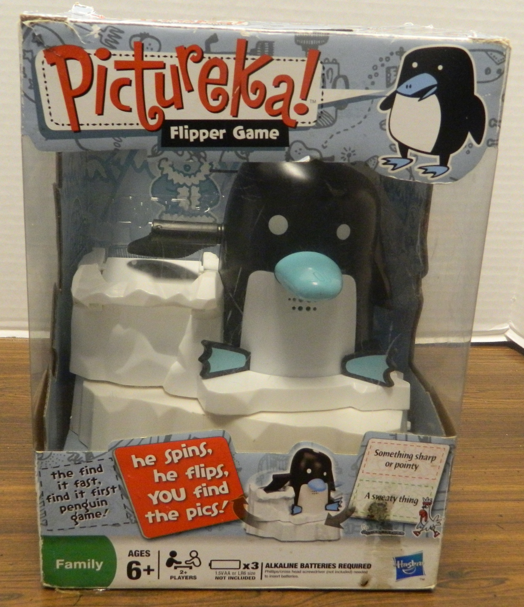 Box for Pictureka Flipper