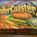 Box for Roller Coaster Tycoon Board Game