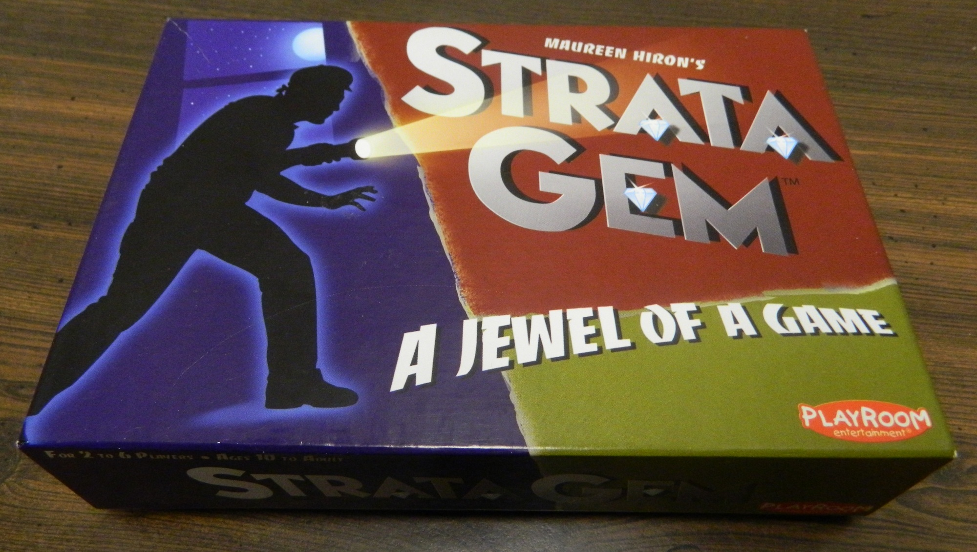 Box for StrataGem
