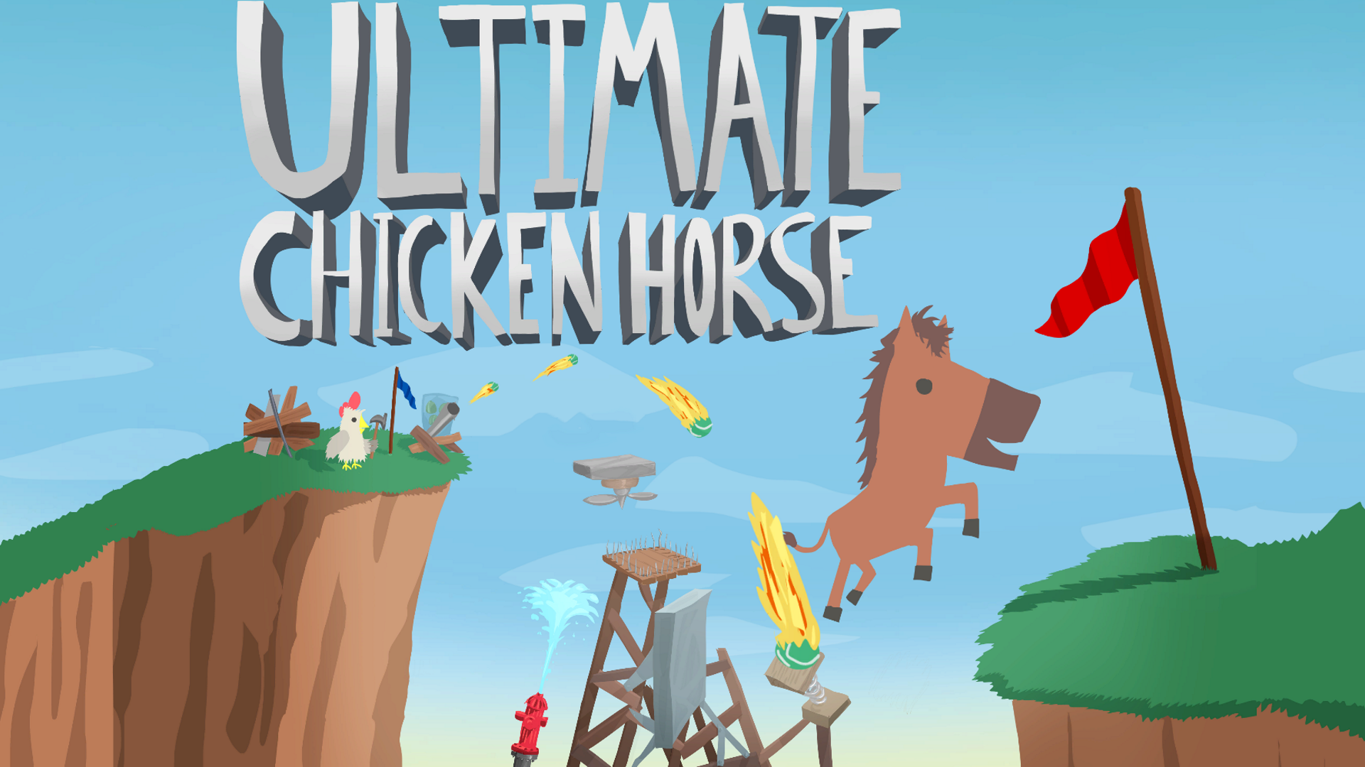 Ultimate Chicken Horse Logo