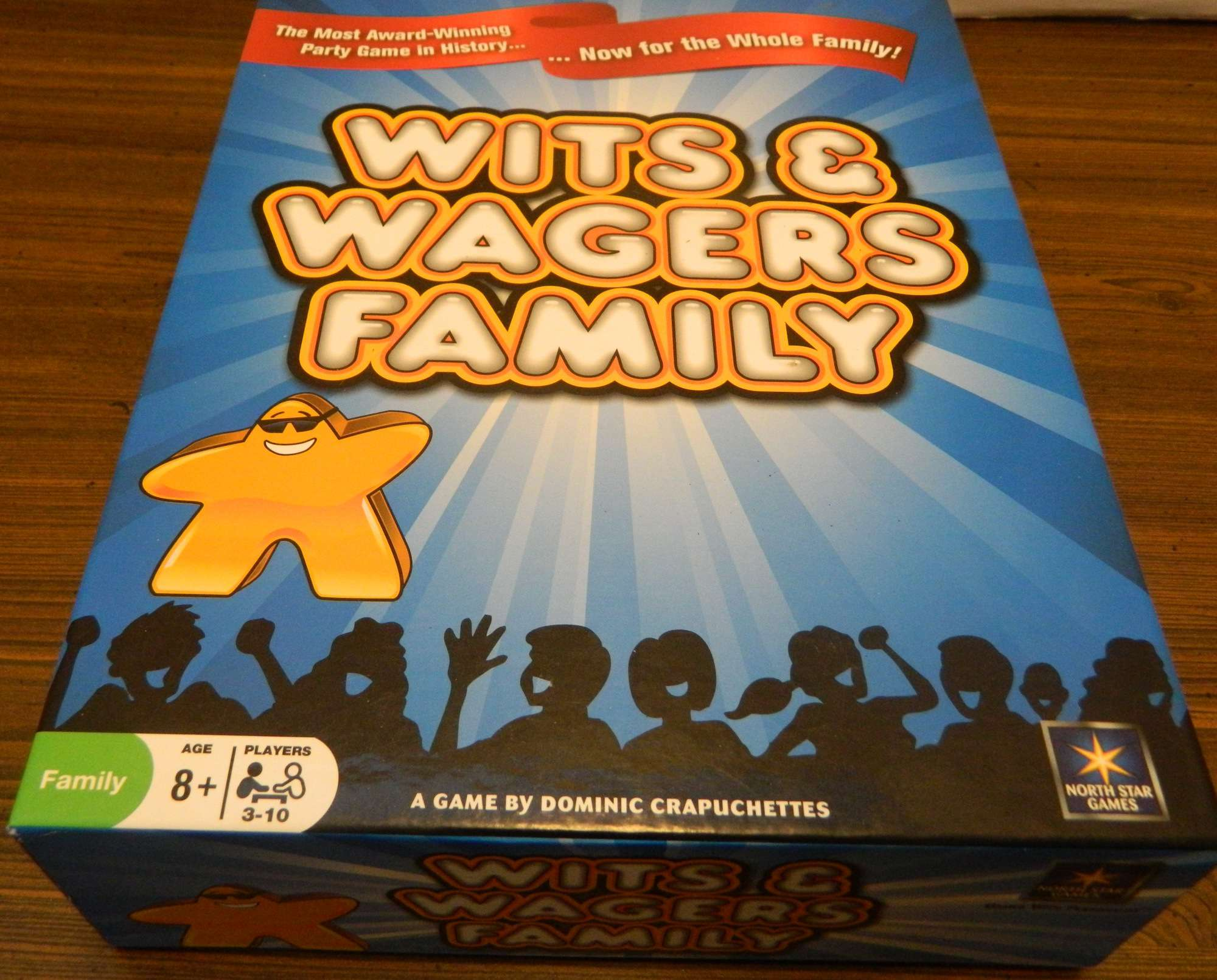 Box for Wits & Wagers Family