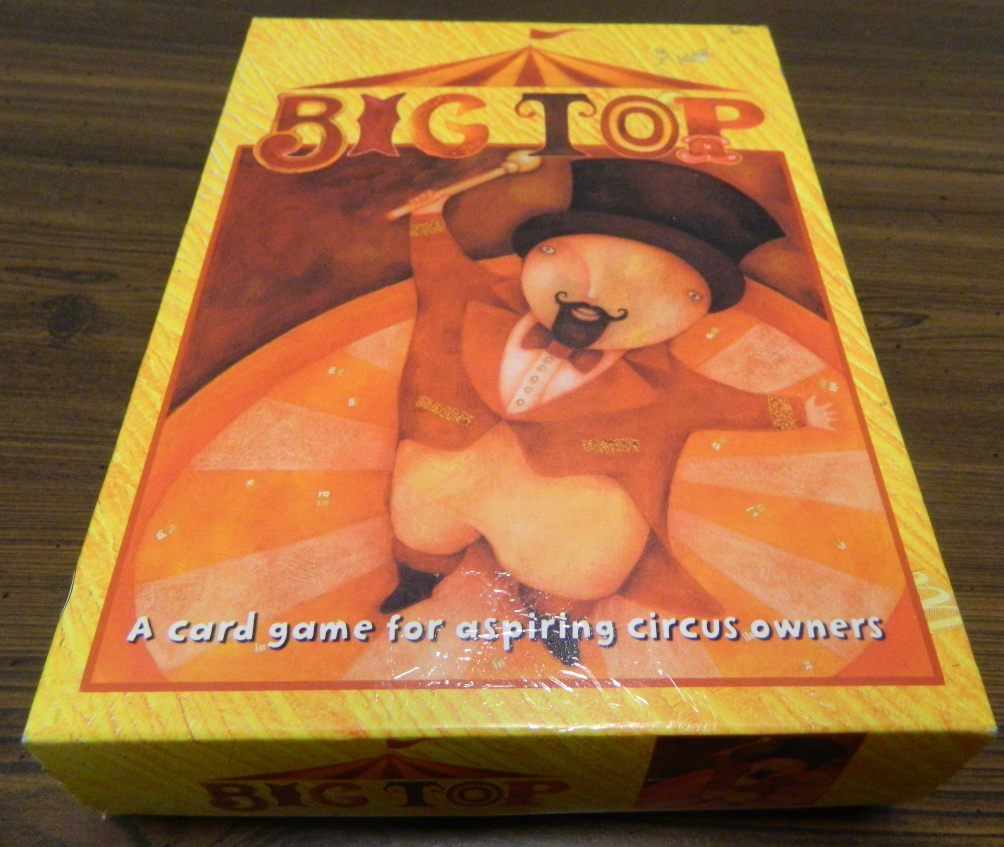 Box for Big Top
