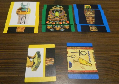 Scoring in Mummy Rummy