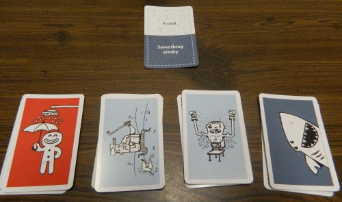 Pictureka Card Game 8 Away