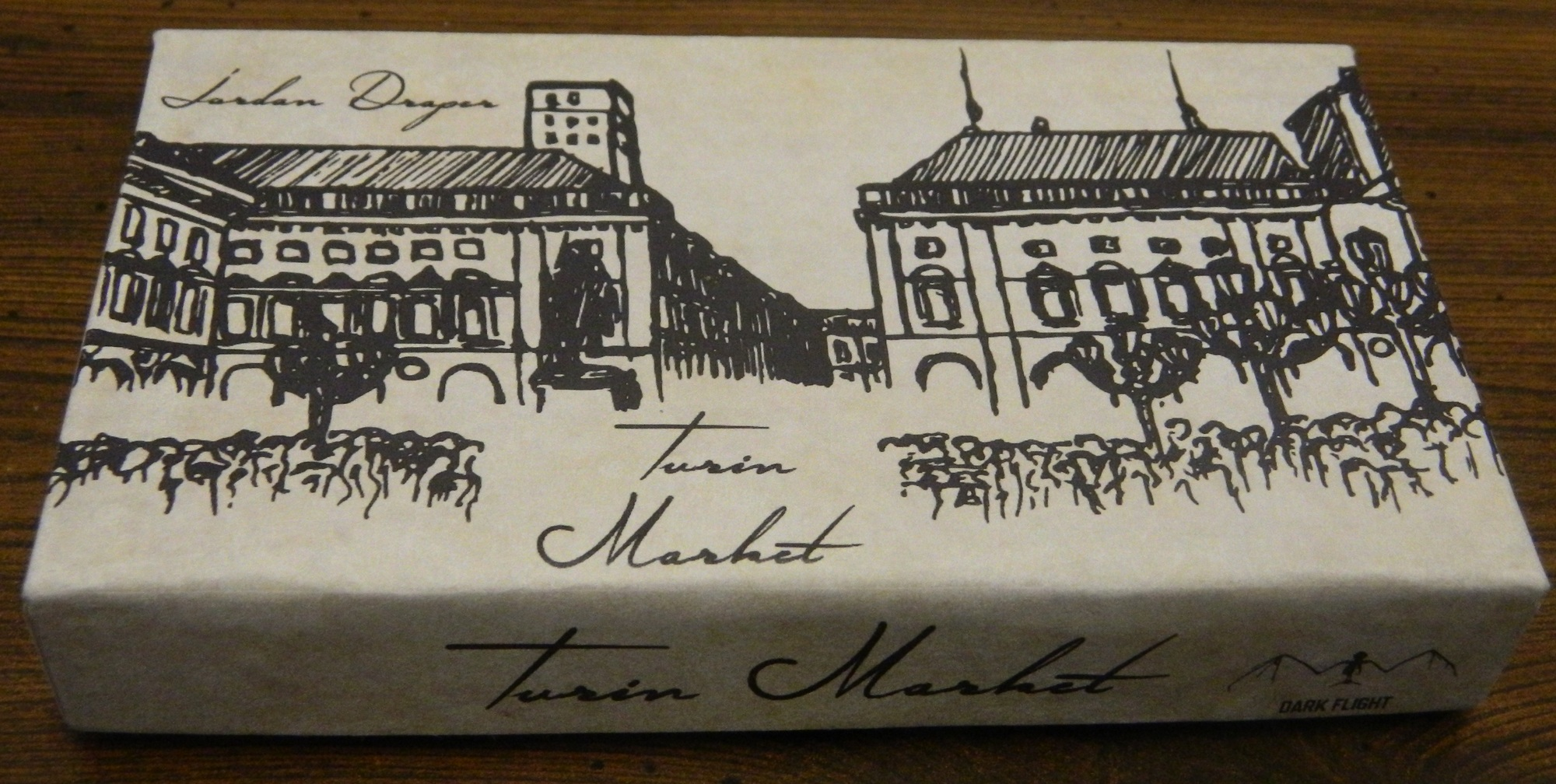 Box for Turin Market