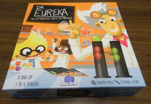 Box for Dr. Eureka