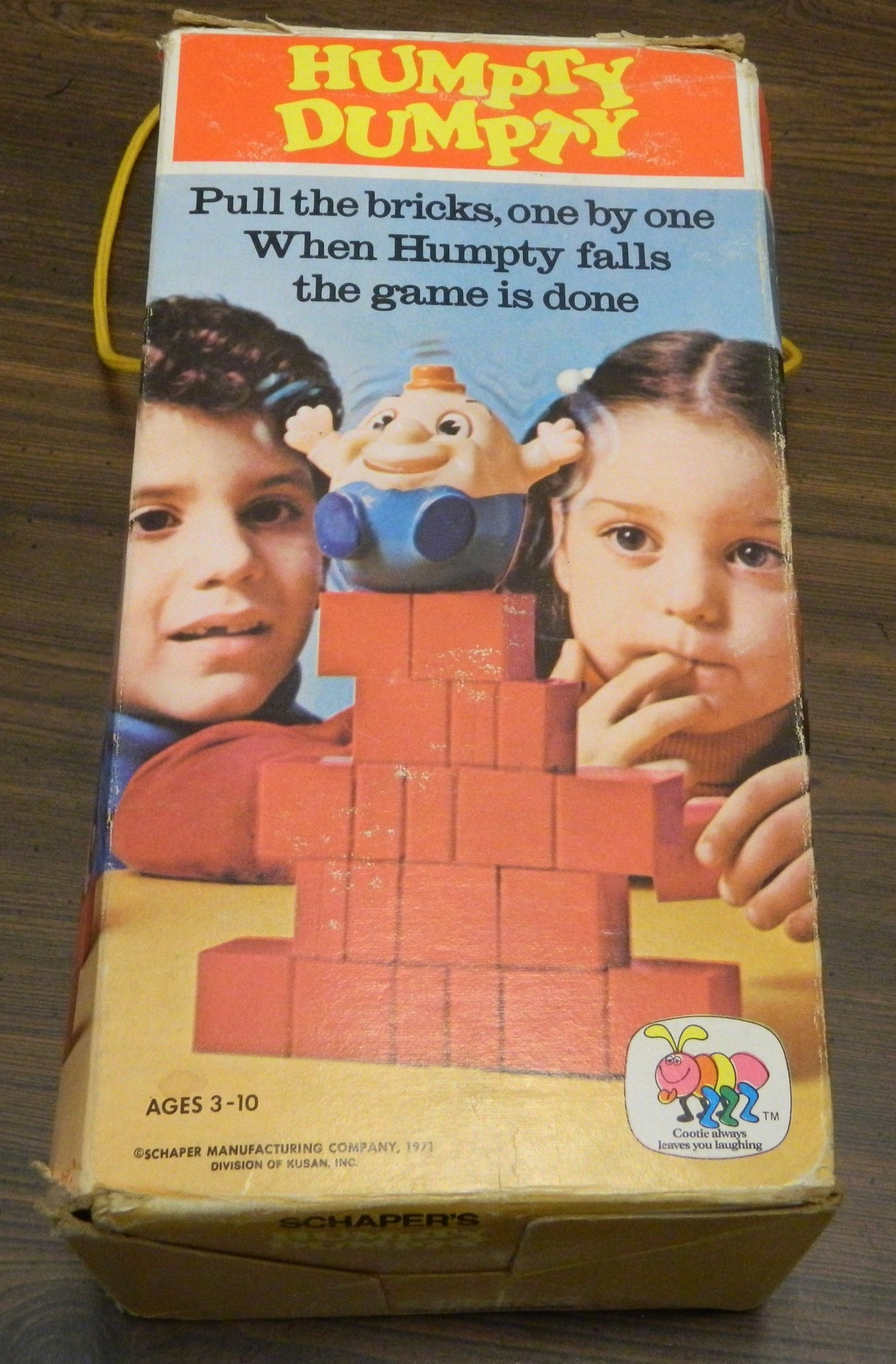 Box for Humpty Dumpty