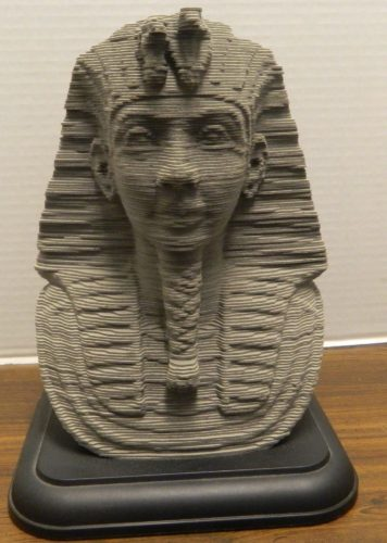 King Tut Sculpture Puzzle