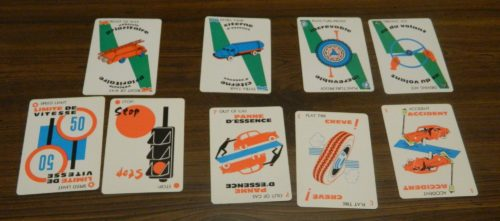 Safety Cards in Mille Bornes