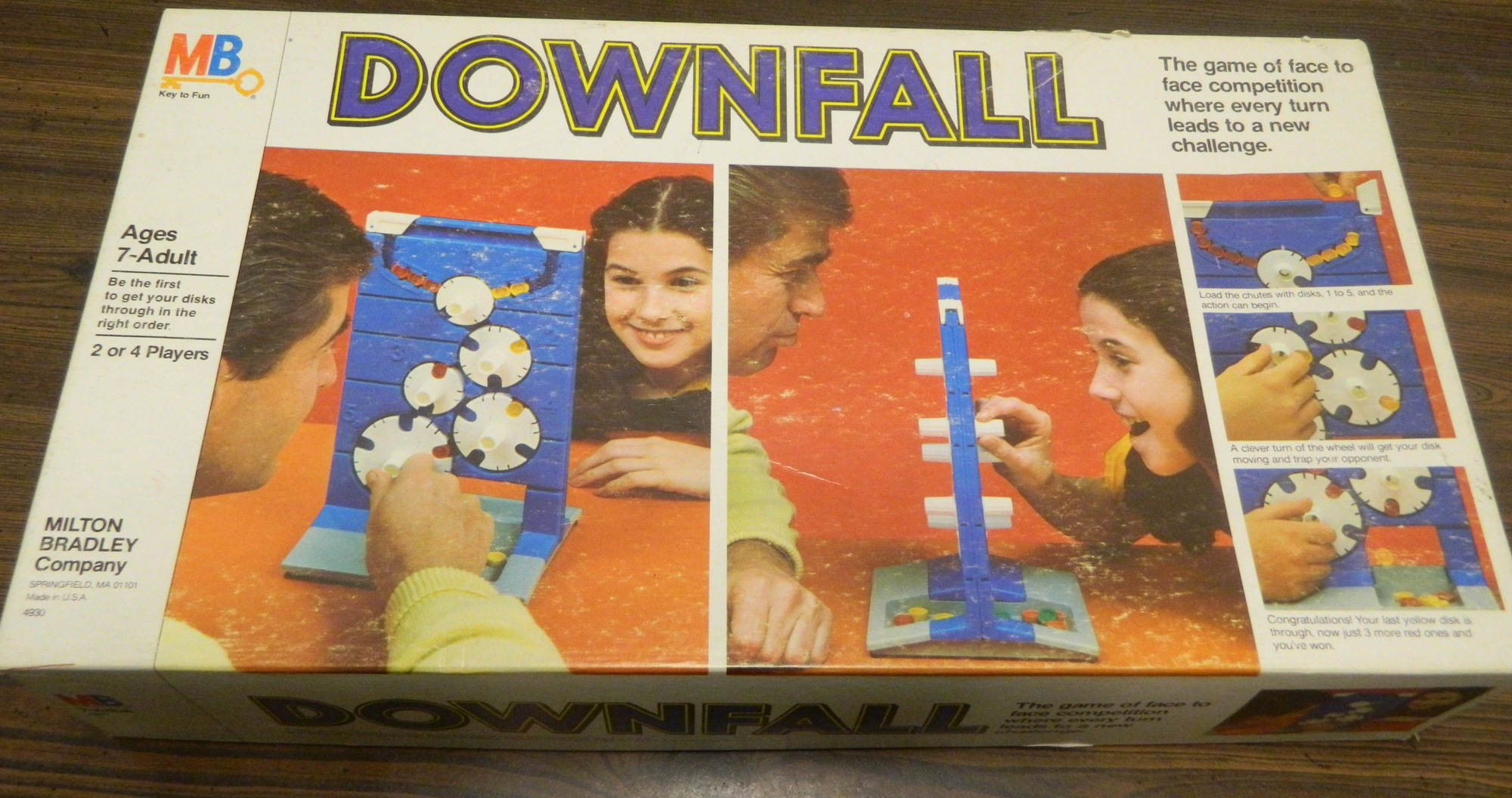 Box for Downfall