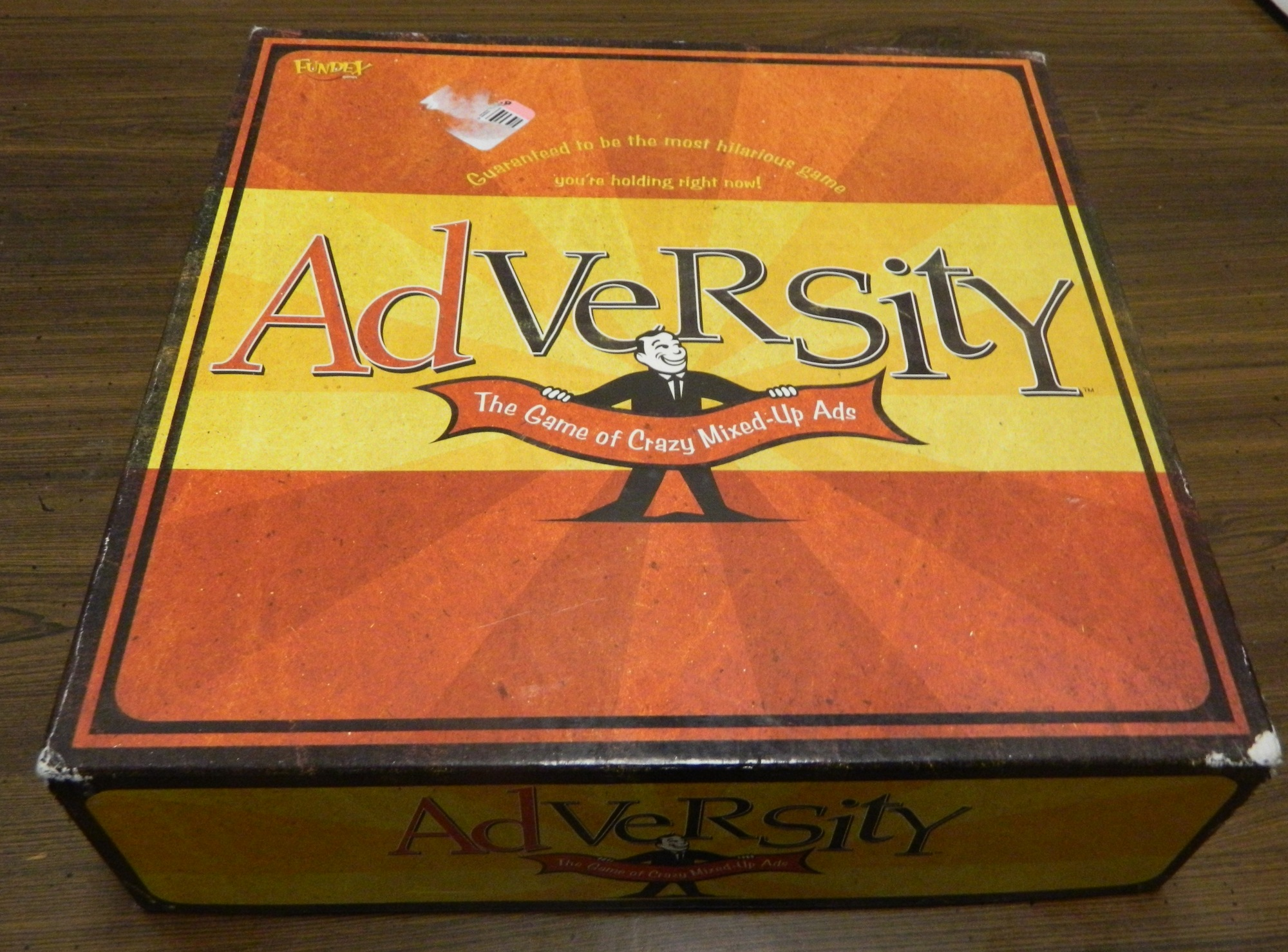 Box for Adversity