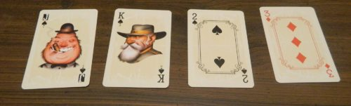 Trump Suit Winning Hand in Pitch Six