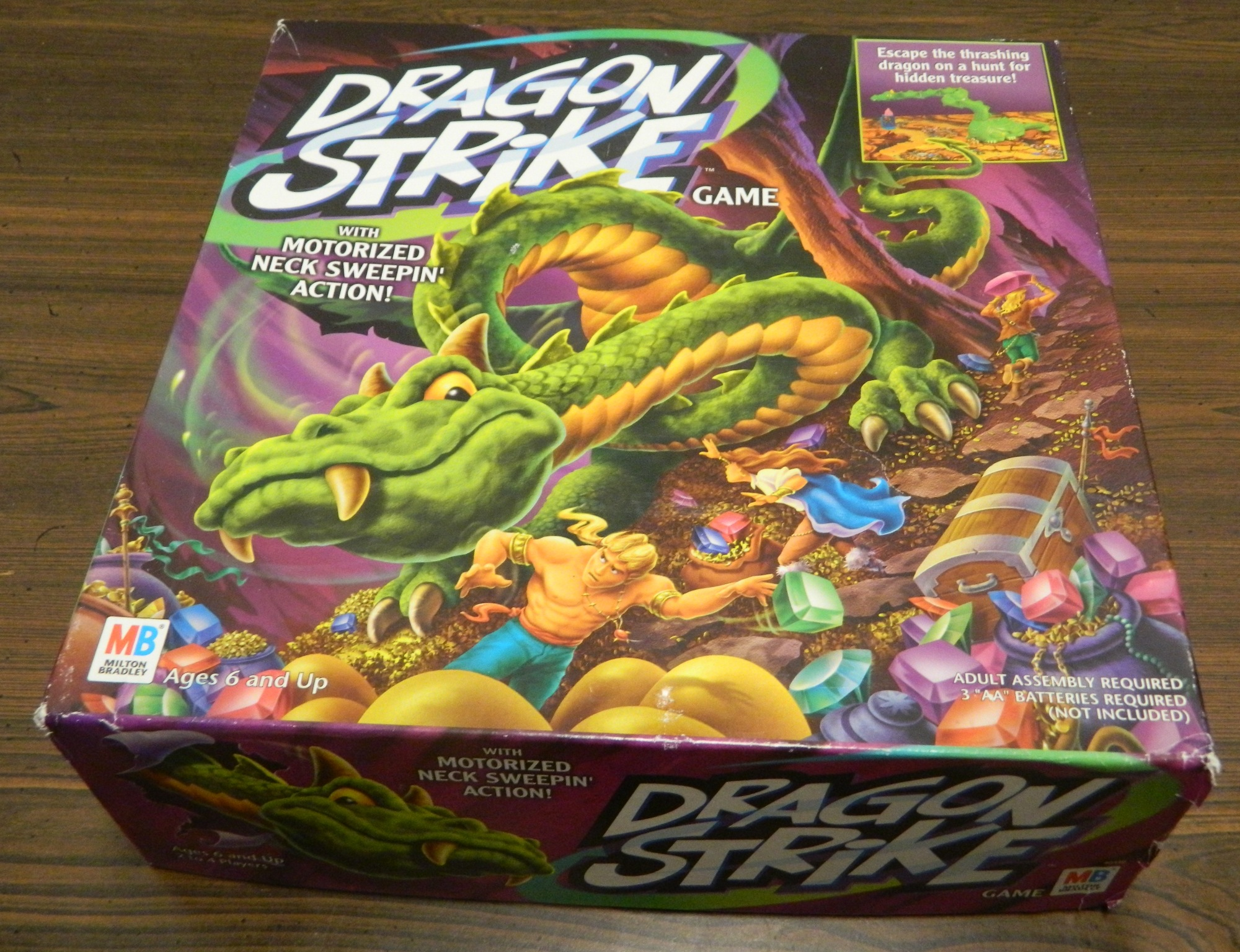 Box for Dragon Strike